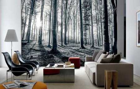 Wall murals – Large format – Wallpaper – Wall art – Sticker