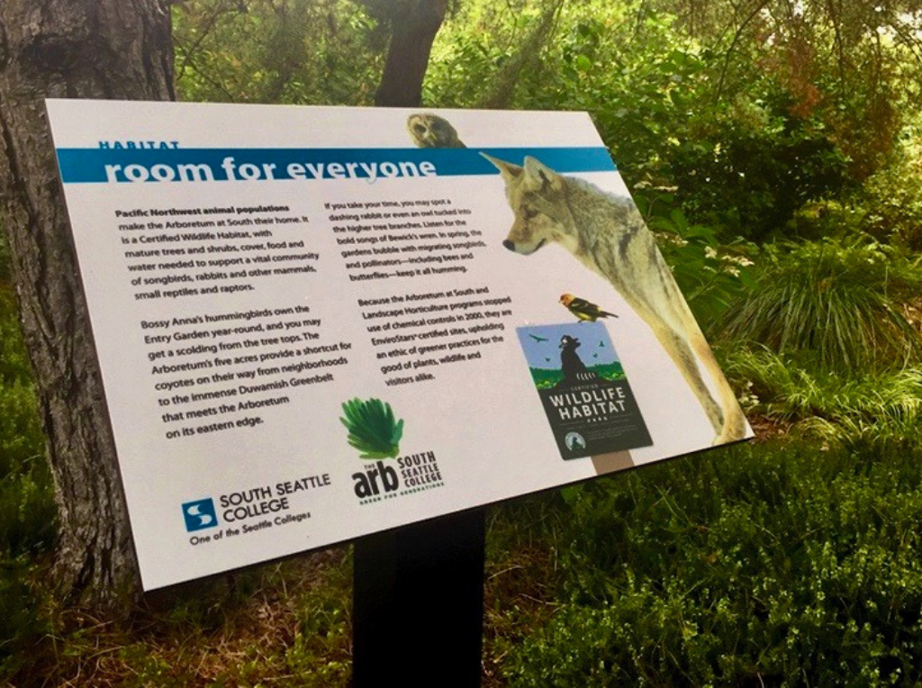How to get a high quality Interpretive signage in Singapore